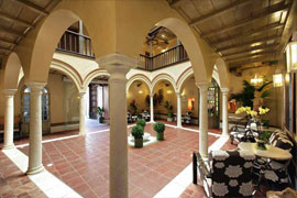 Hotel Sacrisita de Santa Ana